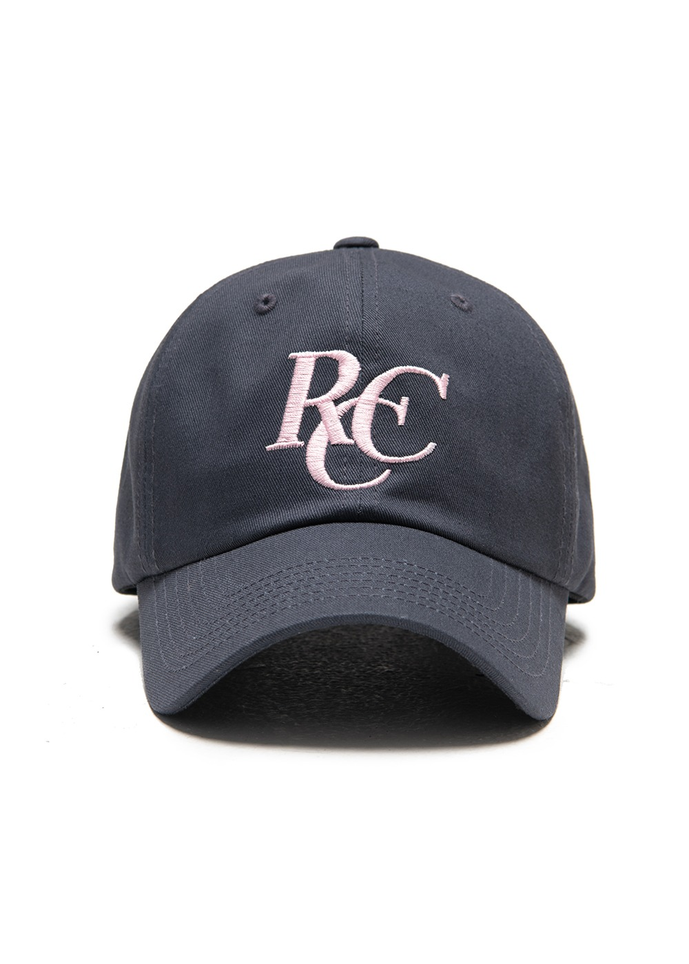 RCC Logo ball cap [CHARCOAL]RCC Logo ball cap [CHARCOAL]자체브랜드