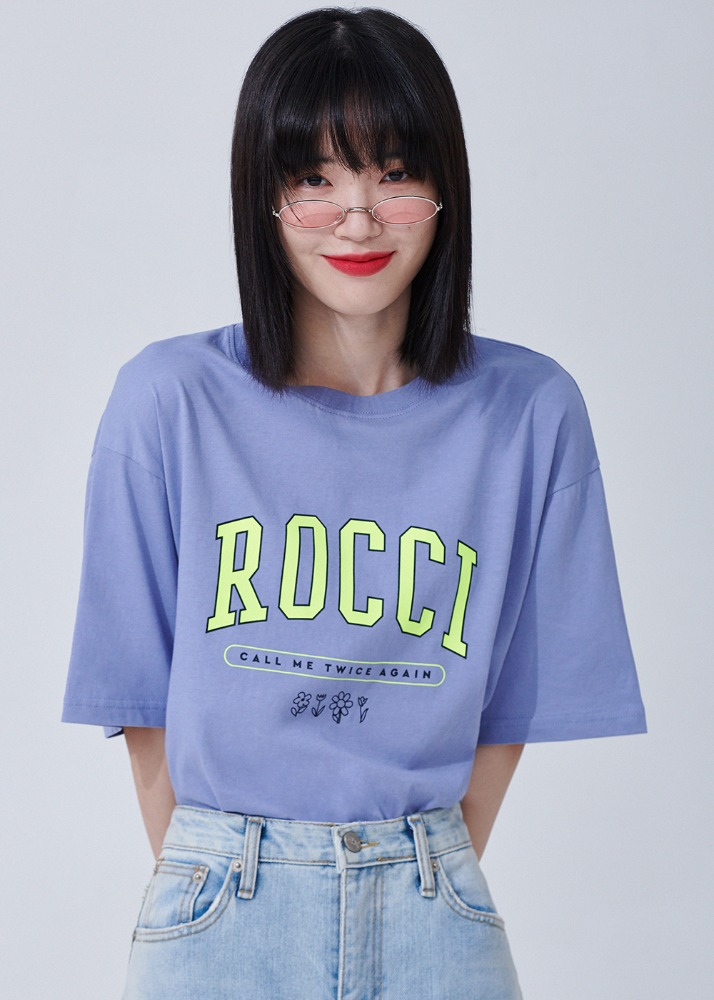 Arch Logo T-shirts [PALE BLUE]Arch Logo T-shirts [PALE BLUE]자체브랜드