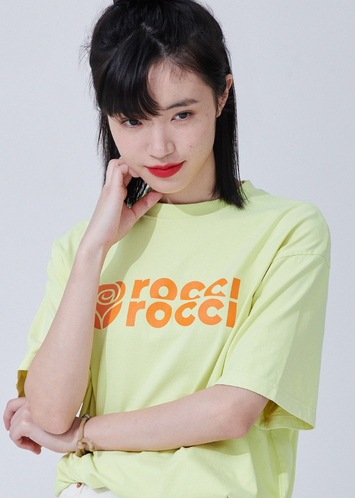 RCRC Pigment T-shirts [YELLOW]RCRC Pigment T-shirts [YELLOW]자체브랜드