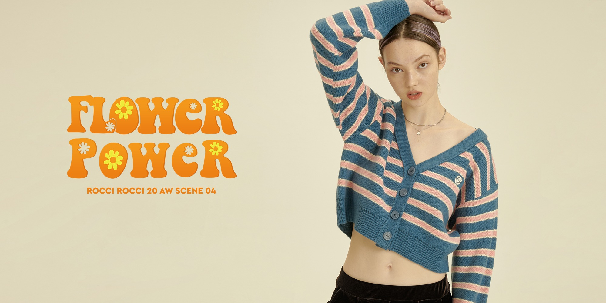 20 AW COLLECTION. FLOWER POWER #SCENE 0420 AW COLLECTION. FLOWER POWER #SCENE 04자체브랜드