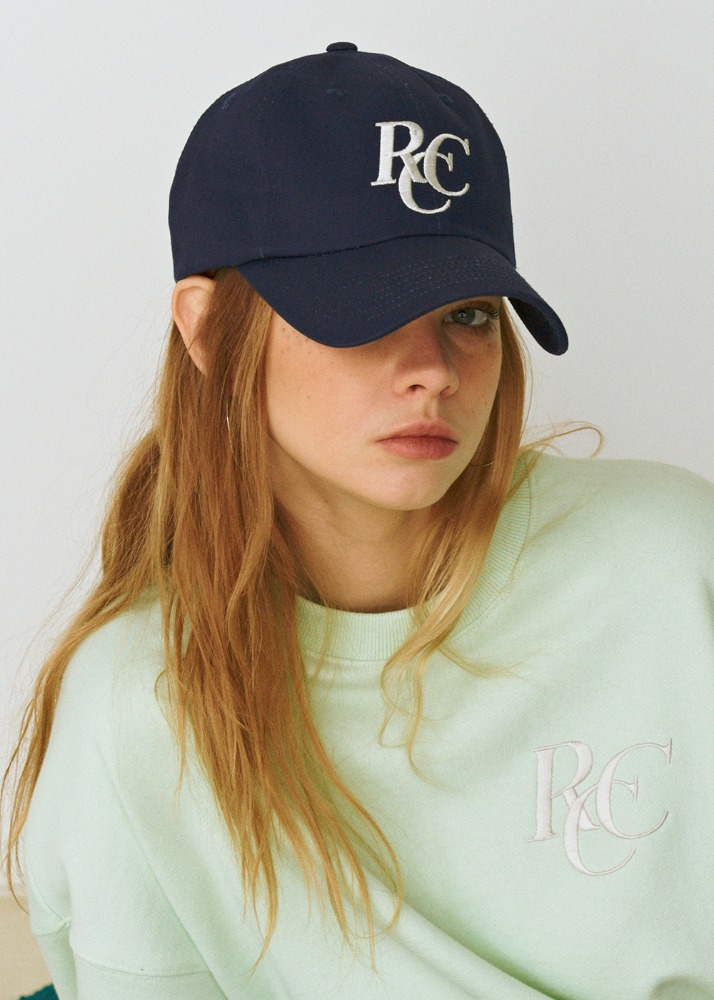 RCC Logo ball cap [NAVY]RCC Logo ball cap [NAVY]자체브랜드