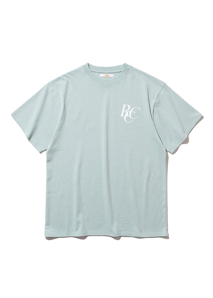 RCC Logo T-shirt [MINT]RCC Logo T-shirt [MINT]자체브랜드