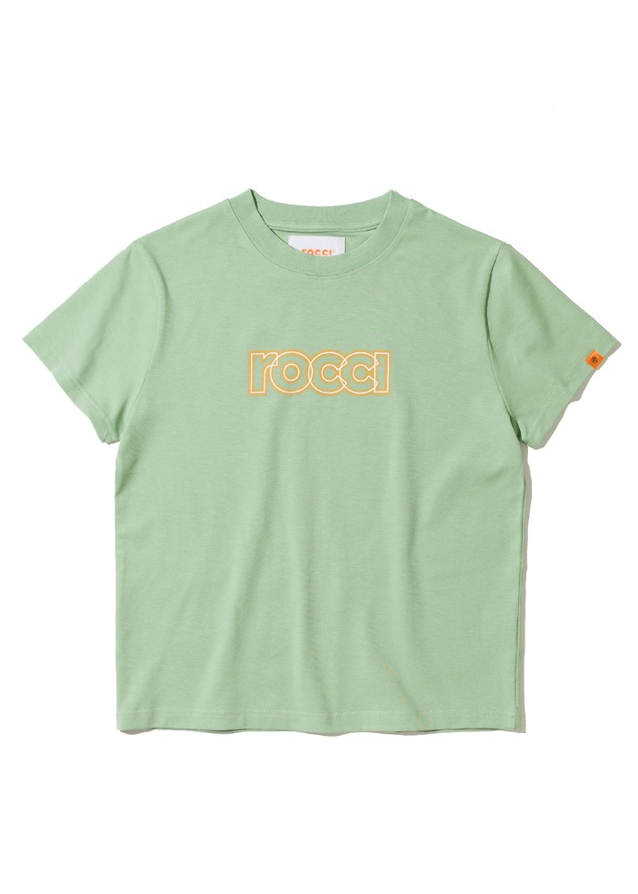 ROCCI Gradation T-shirt [GREEN]ROCCI Gradation T-shirt [GREEN]자체브랜드